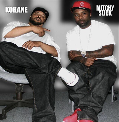 Kokane - Time Keep Movin' On ft. Mitchy Slick