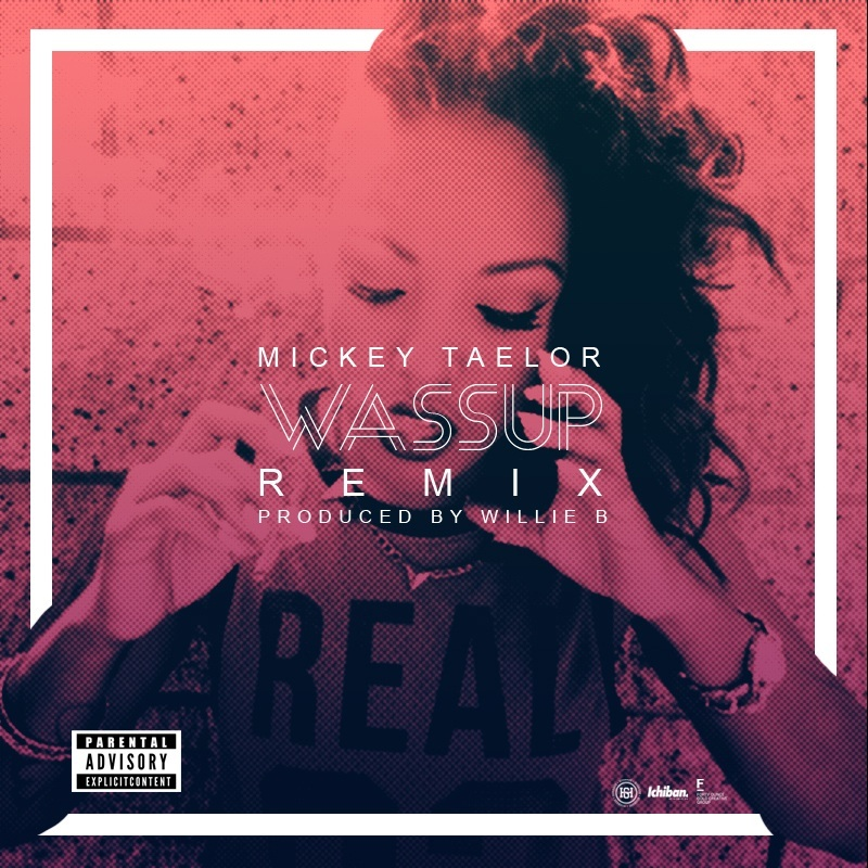 Mickey-Taelor-Wassup-Remix-Willie-B