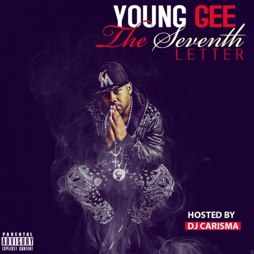 young-gee-the-seventh-letter-mixtape-cover