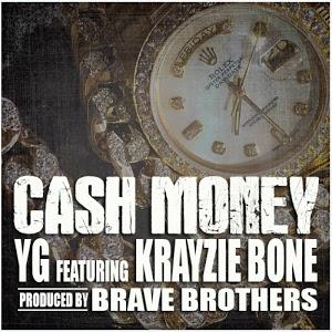 YG x krazie Bone